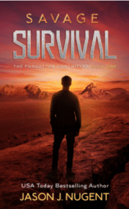 "Jason J Nugent's ""Savage Survival""as an example of Science Fantasy imagery tips"