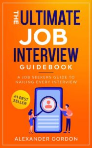 "Color in nonficiton book covers on the example of Alexander's Gordon's ""The Ulrimate Job Interview"""""