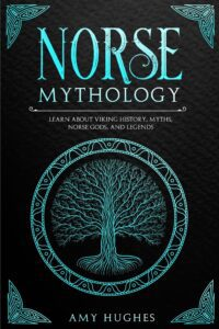 "Minimalistic images in nonficiton book covers on the example of Amy Hughes's ""Norse Mythology"""