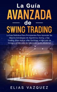 "Color in nonficiton book covers on the example of Elias Vazquez's ""Avanzada de Swing Trading"""""