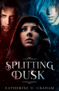"Katherine D Graham's ""Splitting Duks"" as an example of Paranormal Fantasy imagery tips"
