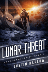 "Justin Barlow's ""Lunar Threat"" as an example of Science Fantasy imagery tips"