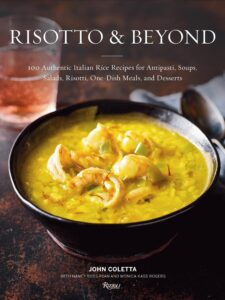 "Photo-based cookbook design idea on the example of John Coletta's ""Risotto & Beyond"""