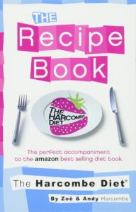 "Conceptualcookbook cover design on the example of Zoe and Andy Harcombes' ""The Recipe book"""