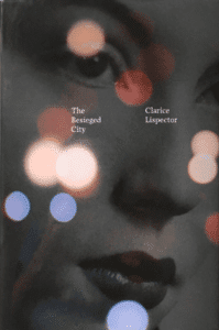 """Historical fiction book cover design on the example of Clarice Lispector's """"Besieged City"""""""